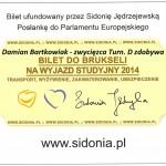NAGRODA_I_MIEJSCE_TURNIEJ_D_BARTKOWIAK