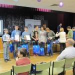 Uczestnicy turnieju od 13 do 18 lat